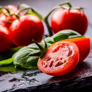 Tomatoes help protect against skin cancer