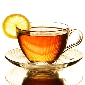 Do tea drinkers have better organised brains?